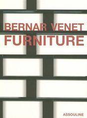 Bernar venet furniture - Intérieur - Format classique