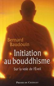 Initiation au bouddhisme - Intérieur - Format classique