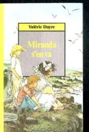 Miranda s'en va - Couverture - Format classique
