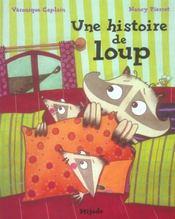 Histoire De Loup (Une) - Intérieur - Format classique