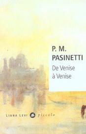 De Venise A Venise - Intérieur - Format classique
