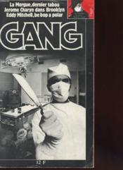 Gang - Couverture - Format classique