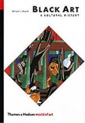 Black art (world of art) - Couverture - Format classique