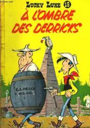 Lucky Luke N°18 - A L'Ombre Des Derricks - Couverture - Format classique