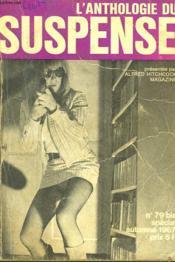 L'Anthologie Du Suspense - Couverture - Format classique