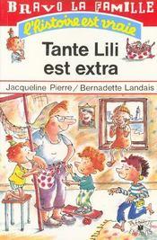 Tante Lili Est Extra - Intérieur - Format classique