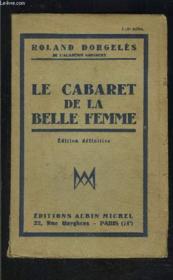 Le Cabaret De La Belle Femme - Couverture - Format classique