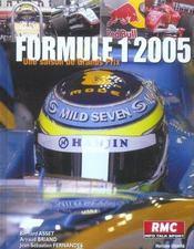 Formule 1 2005 une saison de grand prix (édition 2005) - Intérieur - Format classique