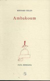 Ambakoum - Couverture - Format classique
