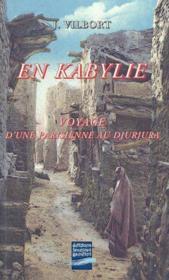 En kabylie - Couverture - Format classique