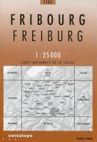 Fribourg - Couverture - Format classique