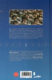 Clone t.1 ; première génération - 4ème de couverture - Format classique