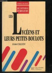 Les Lyceens Et Leurs Petits Boulots - Couverture - Format classique