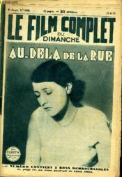 Le Film Complet Du Dimanche N° 869 - Au-Dela De La Rue - Couverture - Format classique