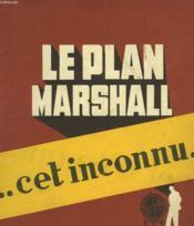 Le Plan Marshall - Couverture - Format classique