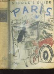 Nicole'S Guide To Paris - Couverture - Format classique