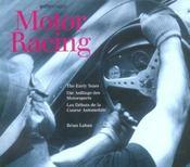 Motor Racing - Intérieur - Format classique
