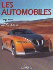 Les automobiles ; edition 2002 - Intérieur - Format classique