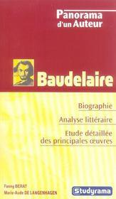 Baudelaire - Intérieur - Format classique