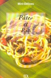 Pates Et Riz - Intérieur - Format classique