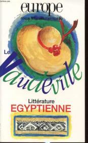 No 786 - Octobre 1994. Le Vaudeville - Couverture - Format classique