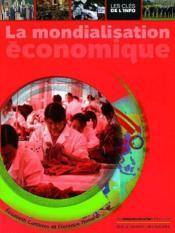 La mondialisation économique - Couverture - Format classique
