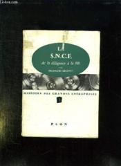 La Sncf De La Diligence A La Bb. - Couverture - Format classique