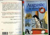 Auguste Le Manchot - Couverture - Format classique
