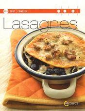 Lasagnes - Intérieur - Format classique