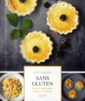 Sans gluten - Couverture - Format classique