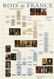 Généalogie des rois de France - Couverture - Format classique