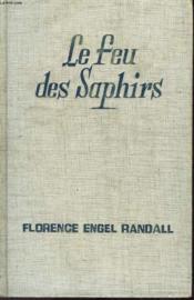 Le Feu Des Saphirs - Couverture - Format classique