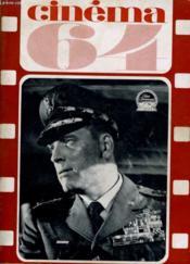 Cinema 64 N° 85 - Le Dessin De Jean Effel - Le Dossier Du Mois: Le Carnaval Des Demi-Dieux - Couverture - Format classique