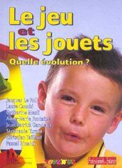Le Jeu Et Les Jouets - Intérieur - Format classique