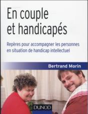 En couple et handicapés - Couverture - Format classique