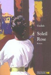 Soleil rose - Intérieur - Format classique