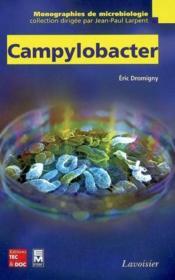 Campylobacter ; collection monographies de microbiologie - Couverture - Format classique