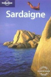 Sardaigne - Couverture - Format classique