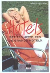 Hotels - Couverture - Format classique