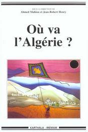 Ou Va L'Algerie ? - Intérieur - Format classique