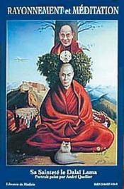 Poster dalai lama - Couverture - Format classique