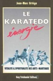 Karatedo energie - Couverture - Format classique