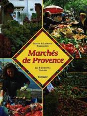 Marches de provence - Couverture - Format classique