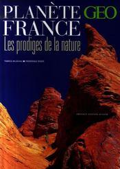 Planete France : les prodiges de la nature - Intérieur - Format classique