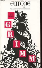 No 787/788 - Novembre/Decembre 1994 - Les Freres Grimm - Couverture - Format classique