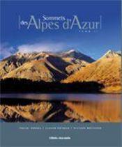Sommets des Alpes d'Azur t.2 - Intérieur - Format classique