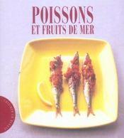 Poissons et fruits de mer - Intérieur - Format classique