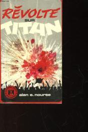Revolte Sur Titan - Couverture - Format classique