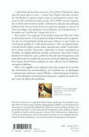 Tartuffe Aux Affaires. Generation Morale Et Horreur Politique 1980-2000 - 4ème de couverture - Format classique