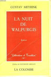 La Nuit De Walpurgis - Couverture - Format classique